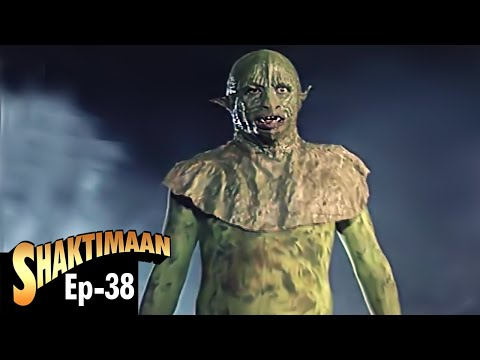 Shaktimaan - Episode 38