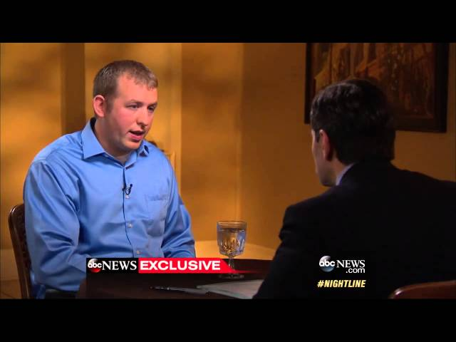 Officer Darren Wilson Says He Struggled with Brown, Feared For His Life