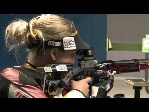 10m Women's Air Rifle final - Munich 2013 ISSF World Cup
