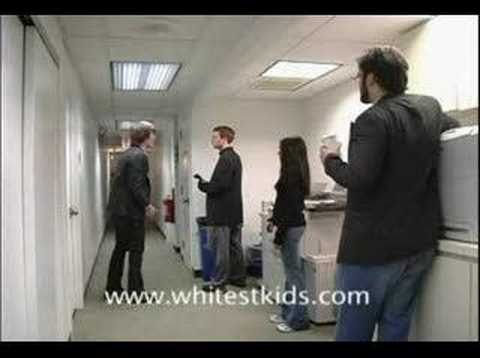whitest kids you know pee