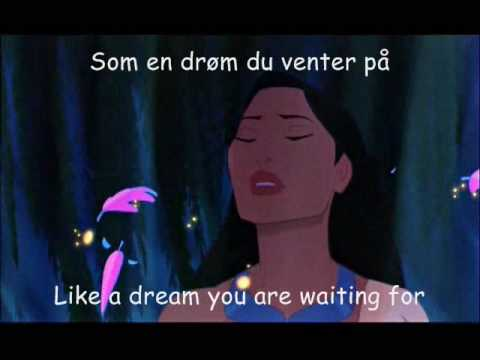 Pocahontas - Listen with your heart (Norwegian) S & T