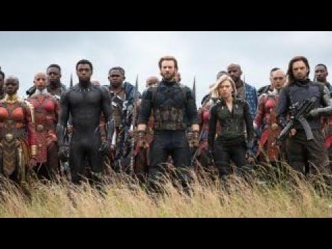 """Avengers: Infinity War"" already breaking records"