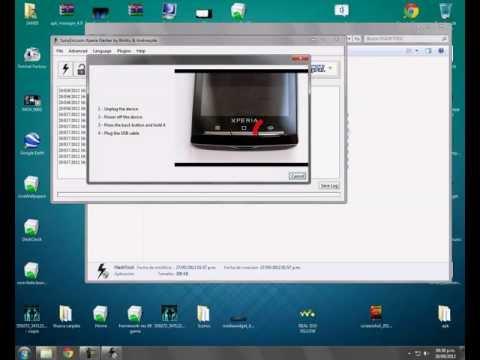 Desbloquear Bootloader para Dispositivos SONY XPERIA