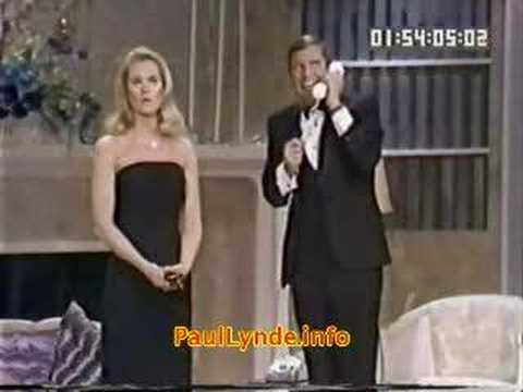 Paul Lynde, Liz Montgomery and Vic Damone Video