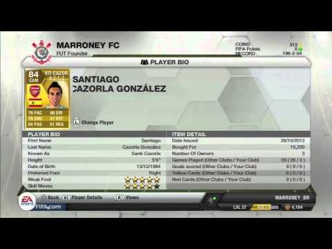 FIFA 13 Ultimate Team   Esquadrão Barclays Premier League   Comentado PT BR