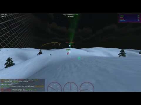 Legacy FPS: Full 3v3 Rabbit Round (Passing)