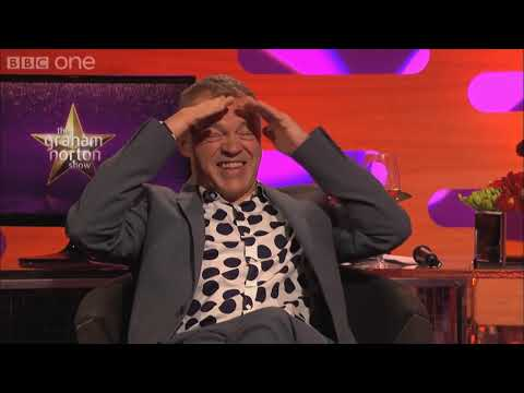 Dominic Cooper tells a story about exposing himself -The Graham Norton Show: Episode 17 - BBC