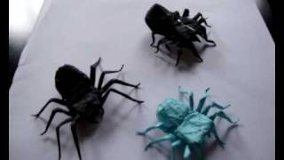 Origami Spider