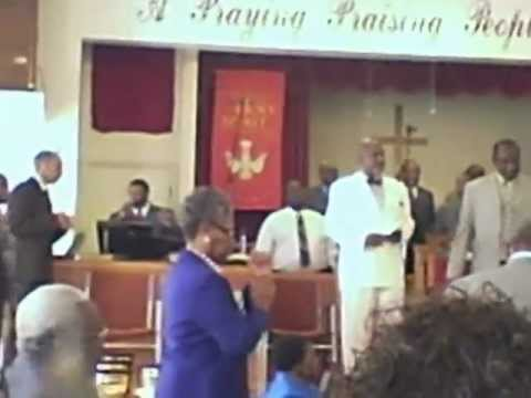 Bethlehem Baptist Church Men's Choir - Covington, GA