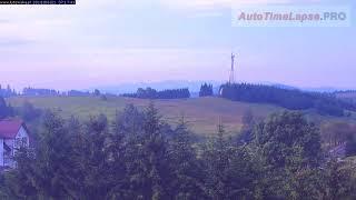Auto Time Lapse Lutowiska, Bieszczady. AutoTimeLapse.pro 2018.06.24 - Witold.Święch.IT