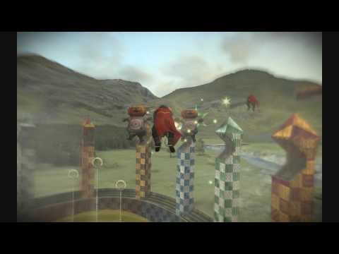 Harry Potter And The Half Blood Prince: The game - Walkthrough: Quidditch[2/2] -