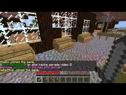 Minecraft PvP Server 1.8/1.7.9