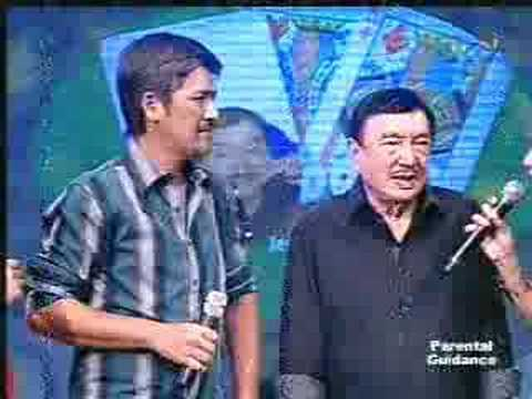 DOLPHY at EAT BULAGA with VIC SOTTO Part 3/3 8/9/08