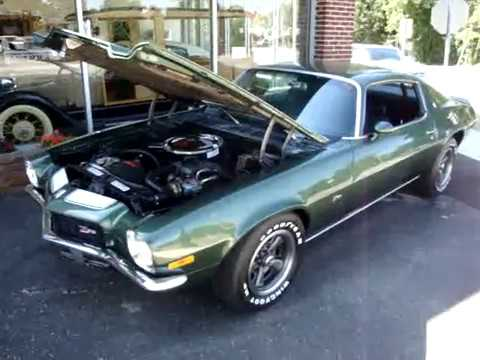 1970 Chevy Camaro Z28 LT1~Frame of Restoration~FANTASTIC!