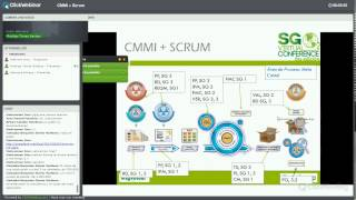 CMMI + SCRUM, no CMMI VS SCRUM!