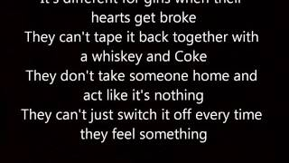 Different for Girls Dierks Bentley ft Elle King Lyrics