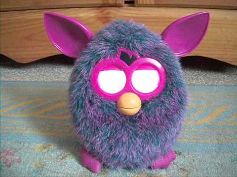 2012 Furby Potato's First Personality - Valley Girl