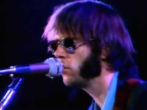 Neil Young - Pushed It Over The End