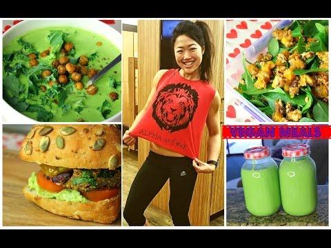 VEGAN FOOD PREP | 6 HEALTHY VEGAN MEAL PREP IDEAS AND RECIPES FOR THE WEEK AHEAD
