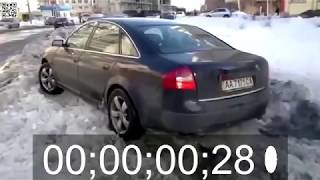 BMW vs AUDI xDrive /Ix vs quattro on SNOW