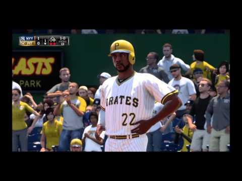 Live MLB Gameplay ( yankees vs pirates )