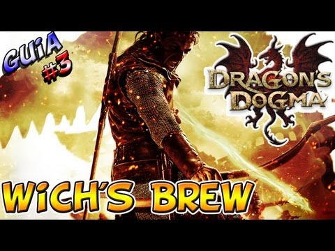 Dragon's Dogma Guia #3 - Wich's Brew PT-BR