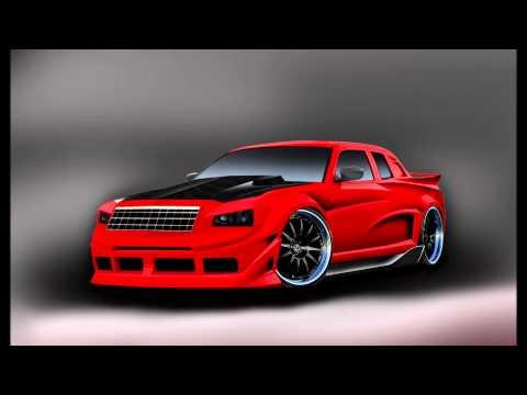 2015 Chevy Monte Carlo Concept