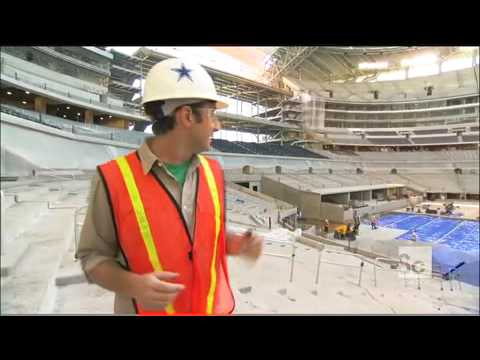 cowboys stadium seats Video
