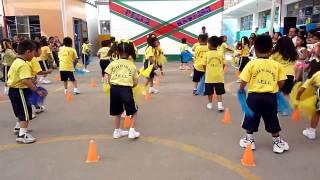 Taller de los Niños Guarderia Aerobicos.MTS