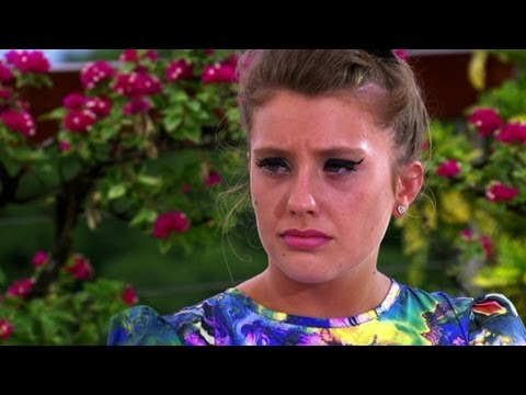 Ella Henderson's Reveal - Judges' Houses - The X Factor UK 2012