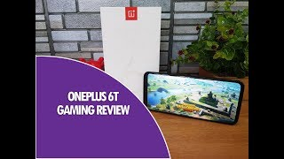 OnePlus 6T Gaming Review with PUBG Mobile on HDR and Ultra, Heating Test and Battery Drain