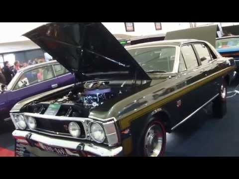 XW falcon GT aussie muscle CAR