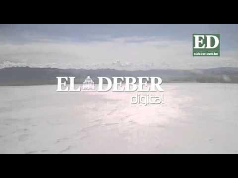 El lago Poopó se convirtió en desierto