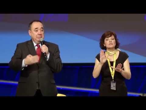 Campaign Conference | Alex Salmond Q&A [Day 2]