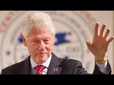 Bill Clinton calls FBI probe into Hillary's emails 'a game'