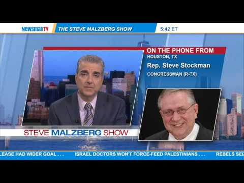 Congressman Steve Stockman (R-TX) -- member of the House Foreign Affairs Committee