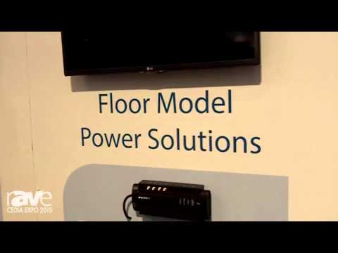 CEDIA 2015: Panamax Offers In-Rack, On-Wall and Floor-Based Power Solutions