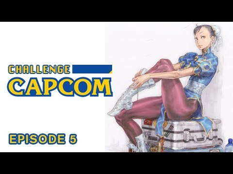 Challenge Capcom: Super Street Fighter 4: AE - PSN - Episode 5