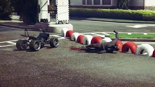 YARASKY DE TROLLER! (GTA V Online Funny Races)