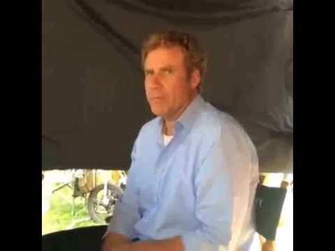 Will Ferrell Does It For Vine