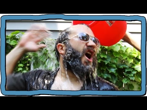 Really Sexy Ice Bucket Challenge