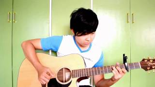 (WITH TAB) Owl City - Fireflies (Fingerstyle cover by Jorell)