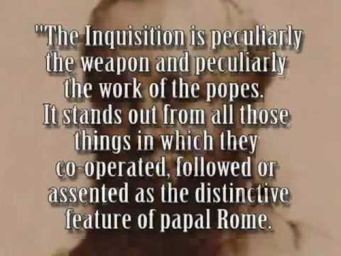 Ex Catholic Priest Exposes The Vatican Inquisition and Antichrist Part 2