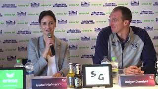 Vertragsverlängerung mit Holger Glandorf
