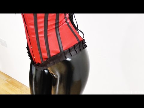 Sexy Liquid Latex Leggings Slinky Dance Fetish 2