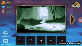 How to do chapter 1 level 2 of Game ninja arashi