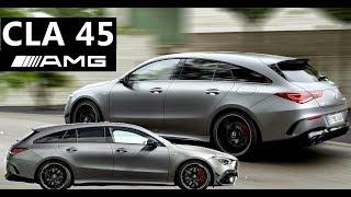 Mercedes-AMG CLA 45 Shooting Brake (2020)