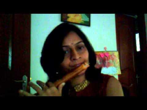 Neela Aasmaan So Gaya ; flute cover  Silsila