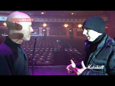 Joe Satriani - Gear&Guitar Pedals Interview With Danny Gill - Licklibrary Exclusive