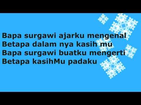 Bapa Surgawi ''Nikita'' Lyrics
